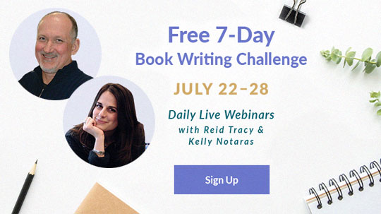 7-Day Book Writing Challenge